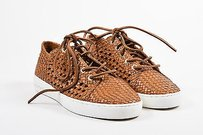 Michael Kors Woven Brown Athletic