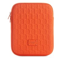 Michael Kors w/BONUS-Neoprene Tech Case Orange
