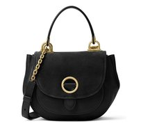 MICHAEL Michael Kors Isadore Suede Leather Messenger Cross Body Bag