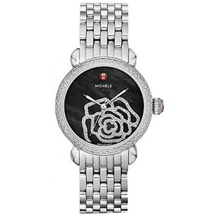Michele MICHELE CSX Mother Of Pearl Dial Diamond Ladies Watch MWW03T000031