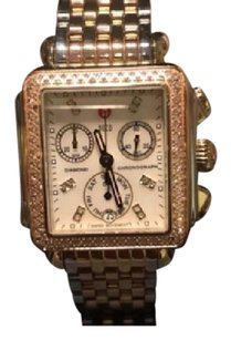 Michele Michele GOLD Diamond Watch