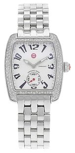 Michele Michele Mww02a000124 Mini Urban 0.65 Ct Diamonds Quartz Womens Watch