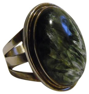 Mine Finds by Jay King Jay King .925 Sterling Silver Gemstone Ring Size 8