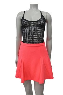 MINKPINK Mink Pink The Only Way Skirt Neon Coral