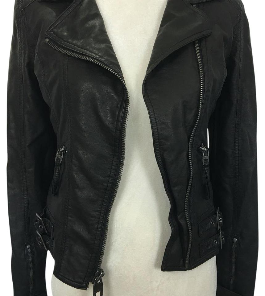 Miss sixty leather jacket
