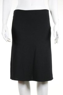 Missoni Womens Above Knee Viscose Skirt Black