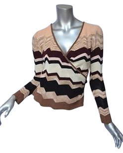 Missoni Stripe Long Sleeve Sweater