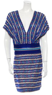 Missoni Cocktail Edda Miniabito Made In Italy Brand New Dress
