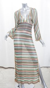 Missoni short dress Multi-Color Mare Womens Knit Maxi on Tradesy