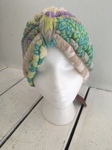 Missoni Missoni Turban Nwt - For Spring Headpiece