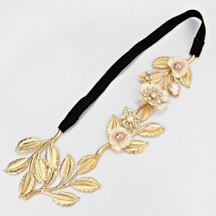Gold Goddess Stretch Headband