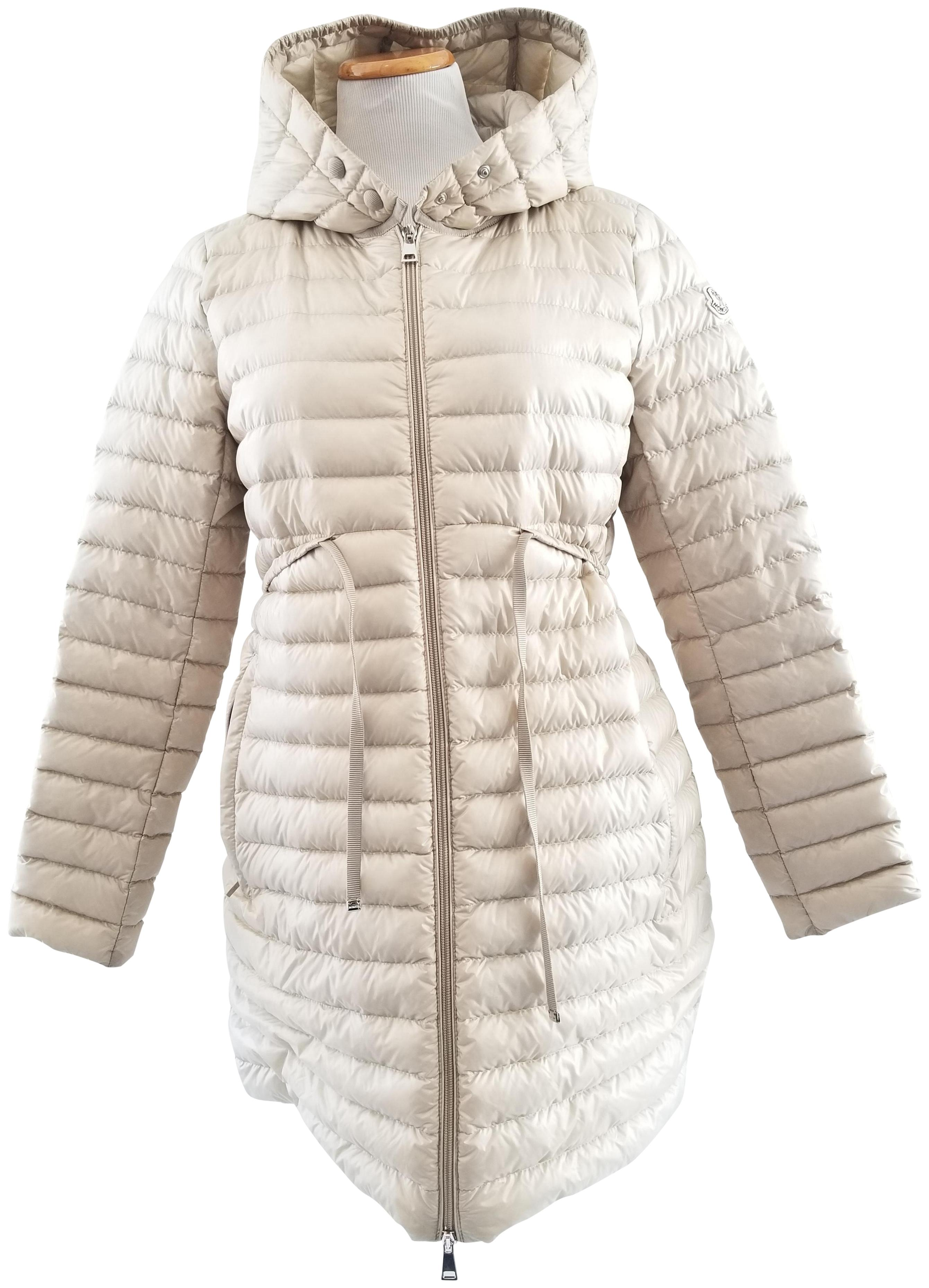 moncler View all Outerwear BEIGE