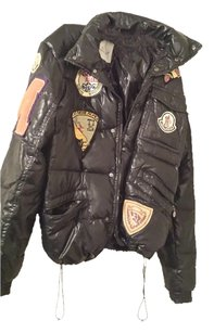 Moncler Patches Monclear Coat