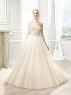 Moonlight Bridal 6353 Wedding Dress