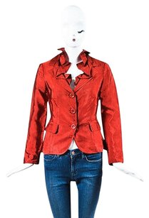 Moschino Cheap And Chic Red Jacket