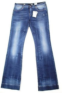 Moschino Womens Boot Cut Jeans
