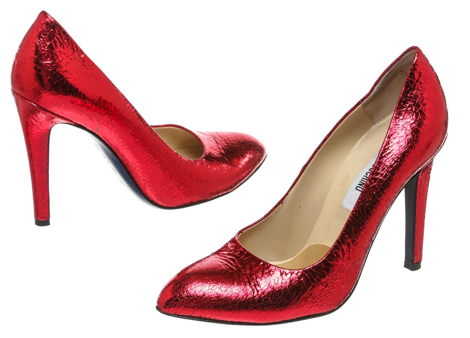 Pre-owned - Leather heels Moschino pZ8goSFmDw