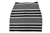 Motel Rocks Urban Outfitters Kimmy Mini Skirt Black,White