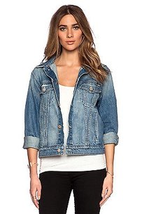 Mother The Brother Womens Jean Jacket