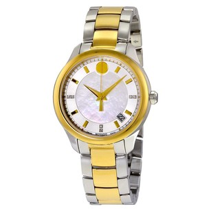 Movado MOVADO Bellina Mother Of Pearl Dial Ladies Watch 0606979