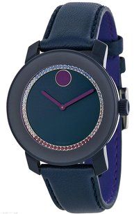Movado Movado Bold Blue Dial Blue Women's Watch