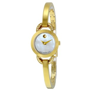 Movado Movado Mother of Pearl Ladies Watch
