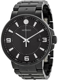 Movado Movado Pilot Mens Watch 0606809