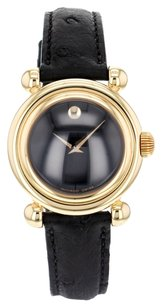 Movado Women's Museum 601868 Limited Ed. 110th Anniversary Watch in 18k Yellow Gold WTYMA