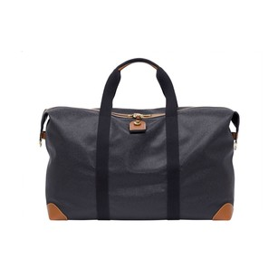 Mulberry black with cognac Travel Bag
