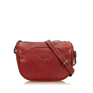 Mulberry Leather Others Red Shoulder Bag