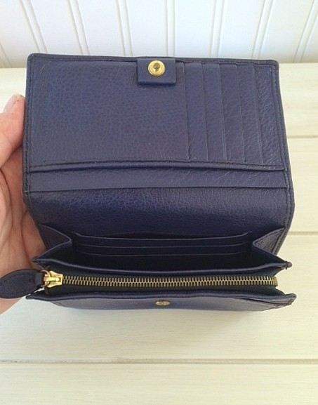 ... real mulberry mulberry daria pebbled leather french purse wallet.  123456789101112 9e88a 7990e 32d596a3f7ae8