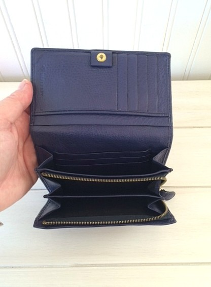 ... real mulberry mulberry daria pebbled leather french purse wallet.  123456789101112 4d934 4ae50 5113d87f20a59