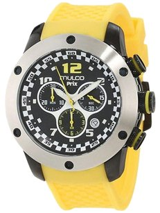 Mulco Mulco Mw2-6313-095 Mens Watch Black -