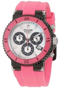 Mulco Mulco Mw3-70604-088 Womens Watch White Mop -
