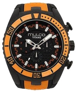 Mulco Mulco Mw5-1836-615 Womens Watch Black -