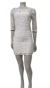 Myne Lace Sheath Off Dress