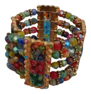 Other Multicolor crystals bracelet