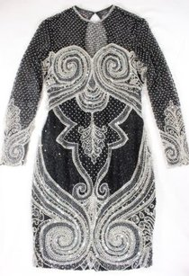 Naeem Khan Queen Of Glam K Dress