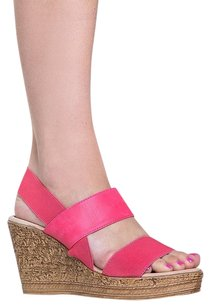Nature Breeze Pink Wedges