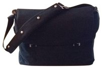Nautica Caviar Messenger Bag