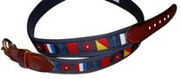 Nautical Outfitters Nautical Signal Flag Belts