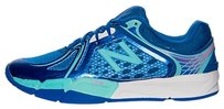 New Balance Blue/White/Aqua Athletic