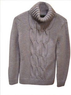 New York & Company Cable Turtleneck Sweater