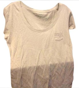 New York & Company & Co. With Tags Grayish Color T Shirt Grey