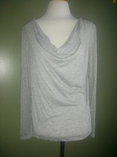 Newport News Top Gray