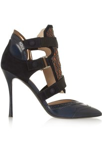 Nicholas Kirkwood Womens Nk_14a001pp02_navy_38 Blue Pumps