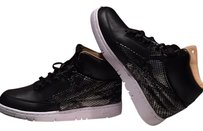 Nike Air Python lux Black with silver trim Athletic