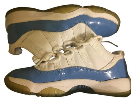 Nike Collector's Item White/Blue 11 Retro Athletic