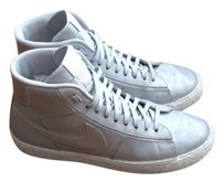 Nike High-tops Sneakers Silver silver/ grey Athletic