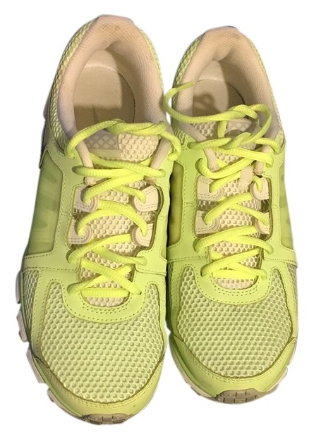 Nike Lime Green Dual Fusion St2 Breathe Waffle US Outsole Women's Sneakers Size US Waffle 9.5 Regular (M, B) 8842a5
